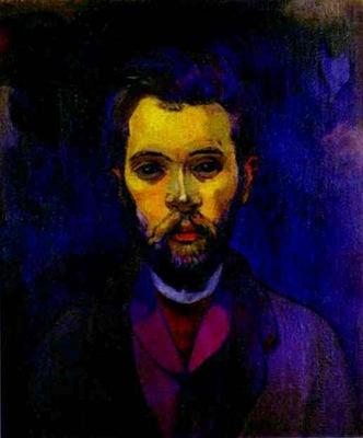Gauguin Portrait Of William Molard