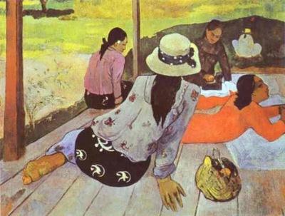Gauguin Siesta