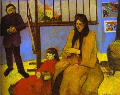 Gauguin The Schuffenecker Family