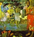 Gauguin Ia Orana Maria Hail Mary