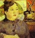 Gauguin Madame Alexandre Kohler