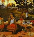 Gauguin Nave Nave Moe Sacred Spring