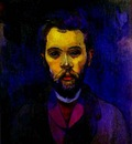 Gauguin Portrait Of William Molard