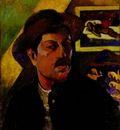 gauguin self portrait 1893