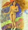 Gauguin Tahitian Eve