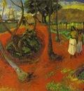 Gauguin Tahitian Idyll