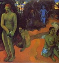 Gauguin Te Pape Nave Nave Delectable Waters