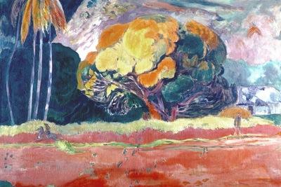 the big tree, gauguin, 1899 1600x1200 id