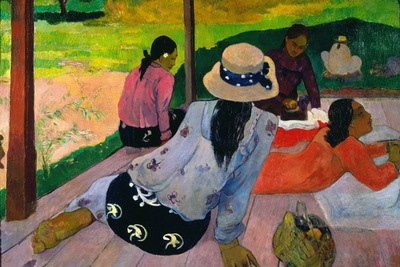 The Nap, Gauguin 1600x1200 ID 8011 PREMIUM