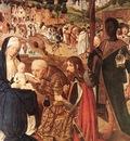 Geertgen tot Sint Jans Adoration of the magi, 148 85, Narodn