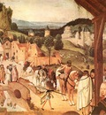Geertgen tot Sint Jans Adoration of the magi, 1480 85, Detal