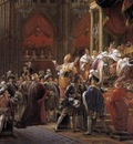 GERARD Francois The Coronation Of Charles X