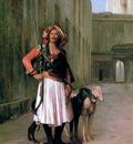 Gerome Jean Leon Arnaut of Cairo Sun