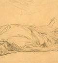 Gerome Jean Leon The Dead Caesar c1859