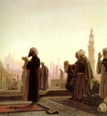 Prayer on the Housetops