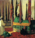 am Jean Leon Gerome Prayer at the Mausoleum for Sultan Qayut