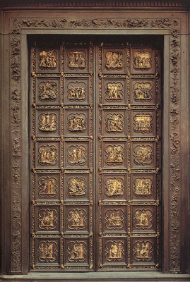 Ghiberti Lorenzo North Doors Life of Christ