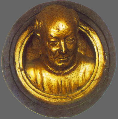 Ghiberti Lorenzo Self Portrait