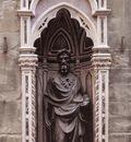 ghiberti lorenzo st john the baptist 1412
