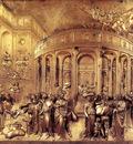 Ghiberti Lorenzo The Story of Joseph panel from the eastern door