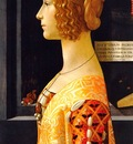 ghirlandaio, domenico portrait of giovanna tornabuoni