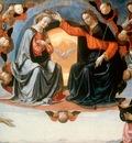 The Coronation of the Virgin, Domenico Ghirlandaio 1600x12