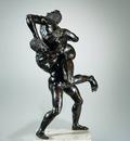 Giambologna Hercules and Antaeus