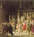 The Last Senate of Julius Caesar