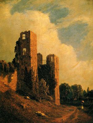 Gifford Sanford Robinson Kenilworth Castle