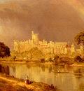 Gifford Sanford Robinson Study Of Windsor Castle
