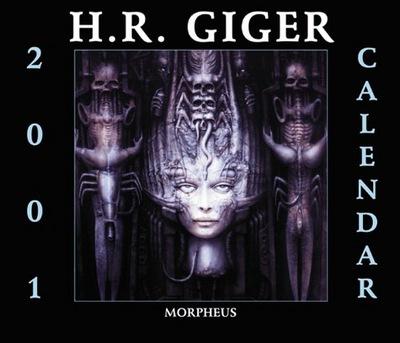 giger calendar