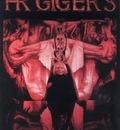 H R GIGERS RETROSPECTIVE 1974 1984 Morpheus 115 pages 28x21cm
