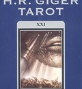 H R Giger Tarot Akron, 16 0x10 5cm, 1993 Front Cover