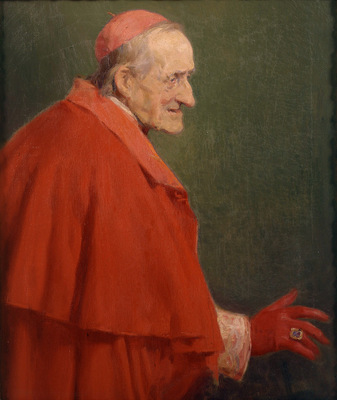 Gil Jose Benlliure Cardenal romano