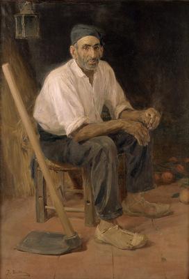 Gil Jose Benlliure El Tio Andreu de Rocafort