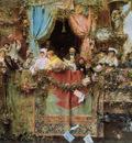 A Carnival In Rome