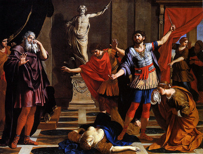 Gimignani Giacinto The death of Virginia Sun