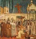 Giotto Legend of St Francis [13] Institution of the Crib at Greccio