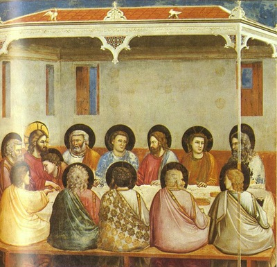Giotto Scrovegni [29] Last Supper