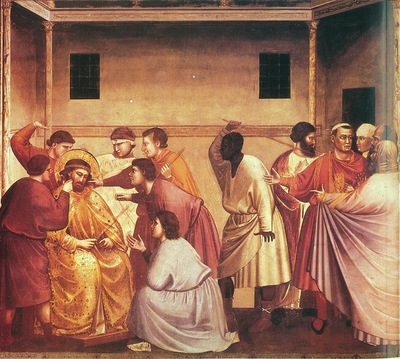 Giotto Scrovegni [33] Flagellation