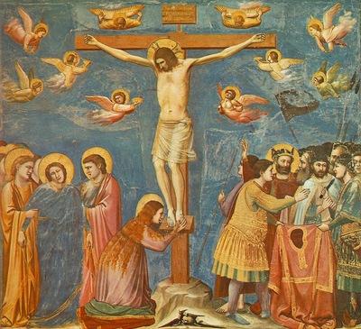 Giotto Scrovegni [35] Crucifixion