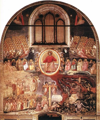 Giotto Scrovegni Last Judgment