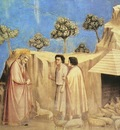 Giotto Scrovegni [02] Joachim among the Shepherds