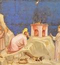 Giotto Scrovegni [04] Joachims Sacrificial Offering
