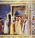 Giotto Scrovegni [11] Marriage of the Virgin