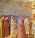 Giotto Scrovegni [12] Wedding Procession