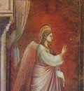 Giotto Scrovegni [14] The Angel Gabriel Sent by God