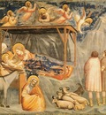 Giotto Scrovegni [17] Nativity, Birth of Jesus
