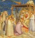 Giotto Scrovegni [18] Adoration of the Magi