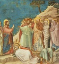 Giotto Scrovegni [25] Raising of Lazarus